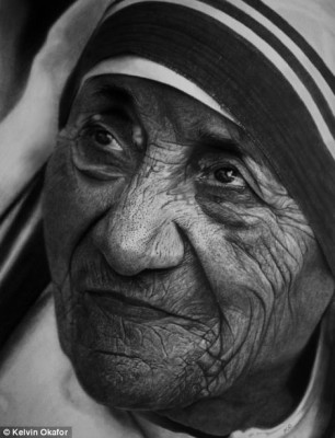 Kelvin O-Mother Theresa