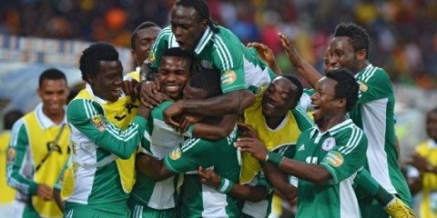 Keshis Super eagles