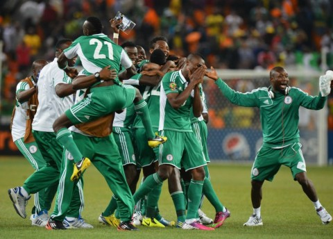 Super eagles 1