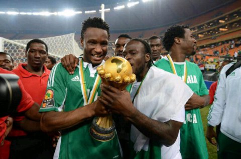 Victor Moses Reigns Victorious
