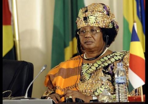 MOZAMBIQUE-SADC-SUMMIT  Most Powerful Women