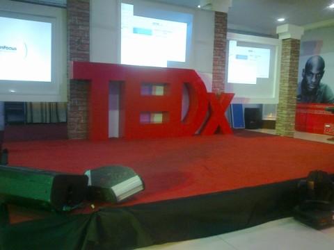 Andre Blaze, Paul Foh, Yibo Koko Tedx