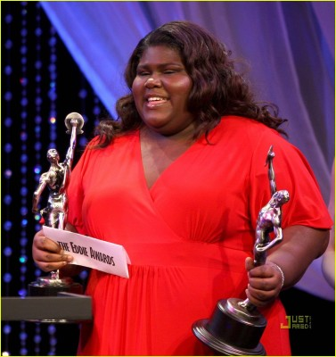 60th Annual ACE Eddie Awards - Show Gabourey Sidibe