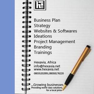 Hexavian Ad banner for KonnectAfrica3
