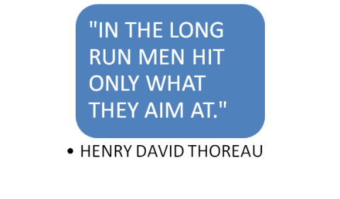 goal-setting-Thoreau