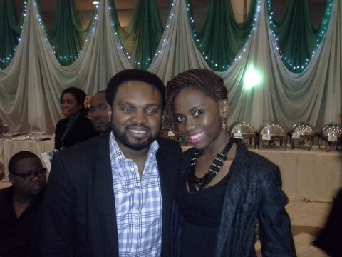 "Jenny,  Cobhams at The Future Awards ""Best 100""@The State House, Abuja"