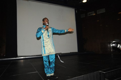 Presenting Poetry for the EU,UN and FGN oct 9th Hilton -