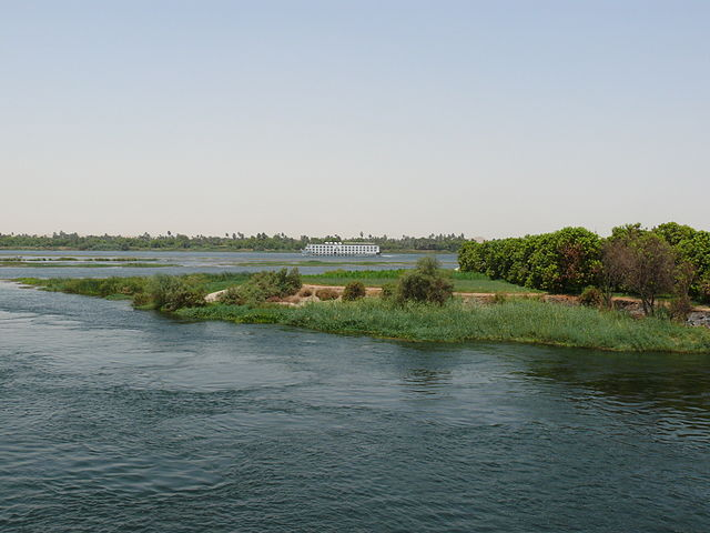 River nile Credit: Ad Meskens|Wikimedia Commons