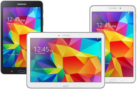 Samsung Tab 4 1