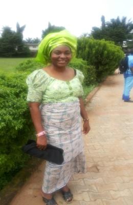 Mrs Lovinah Odigie is an Amazing Nigerian Woman