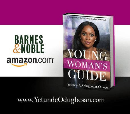 """Yetunde Odugbesan-Omede """"Young Woman's Guide"""""""