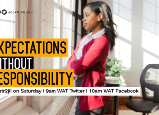 Expectations Without Responsibility