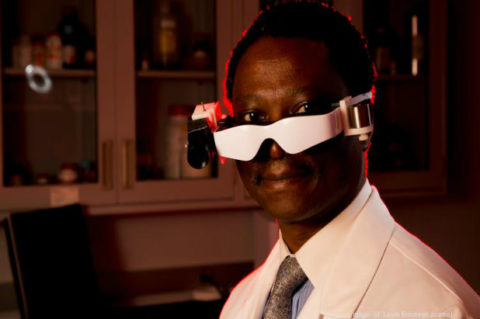 Samuel Achilefu cancer googles