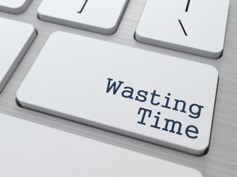 Are You Wasting Time