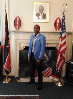 Kelvin Macharia