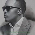Portrait of Jude Abaga aka MI by Pnbartworks