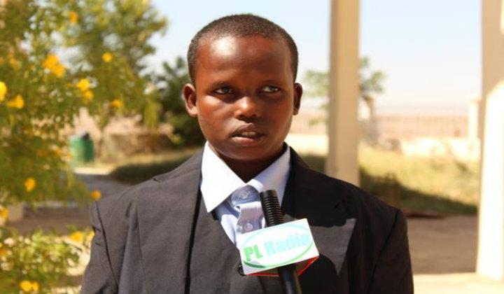 Guled Adan Abdi- Somalian Whizz Kid in whom the President Delights.