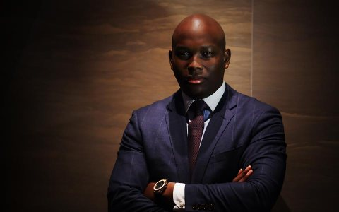 Vusi Thembekwayo, South African Entrepreneur