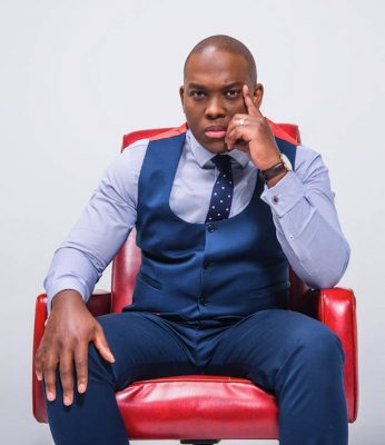 Vusi Thembekwayo, South African Entrepreneur