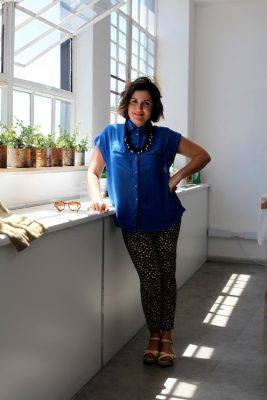 Katherine-Mary Pichulik; Creative South African entrepreneur and jewellery accessory designer.