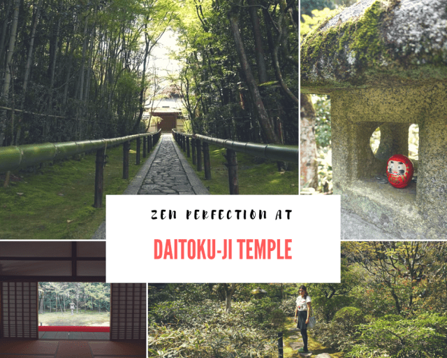 Daitokuji Temple in Kyoto, Japan - 8 Ways to Discover A Different Side of Kyoto