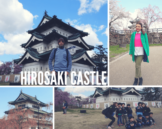 The Most Beautiful Cherry Blossom Festival in Japan You've Never Heard Of - Hirosaki Castle
