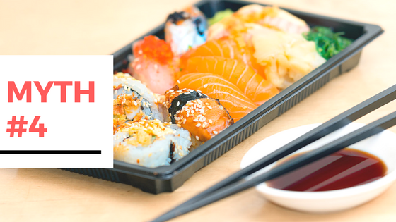 11 Myths Busted About Travelling to Japan - Myth #4 - I can't use chopsticks