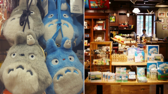 The Anime Lover's Guide to Studio Ghibli Museum - Ghibli Museum Gift Shop