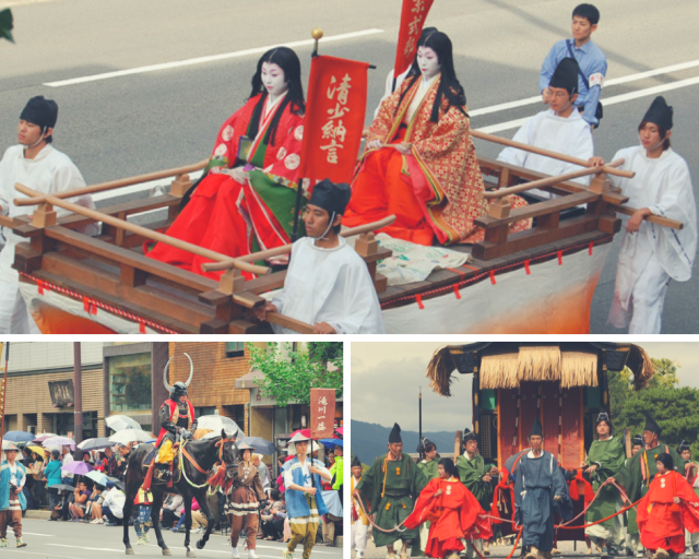 10 Most Amazing Things to Do in Autumn in Japan - Jidai Matsuri in Kyoto