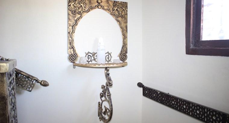 ديكور للمرآة