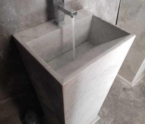 مغاسل رخام vasque
