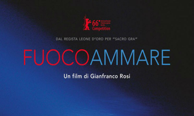 Image result for Fuocoammare