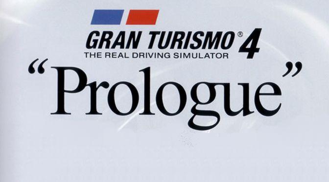 Gran Turismo 4 Prologue