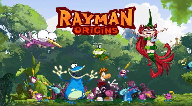Rayman Origins – mein Spiel des Jahres 2011