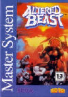 Altered Beast - Brasilien