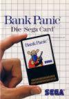 Bank Panic - The Sega Card
