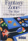 Fantasy Zone: The Maze