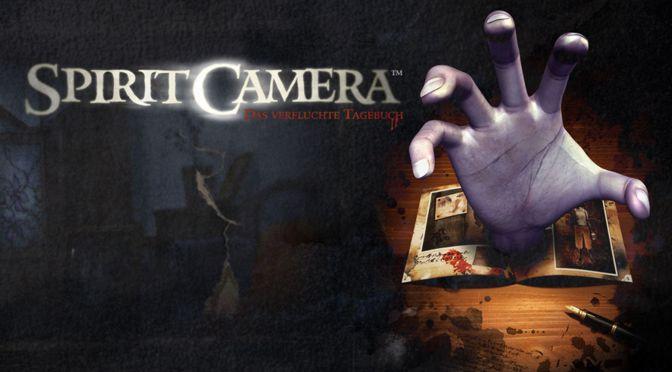 Spirit Camera: Das verfluchte Tagebuch