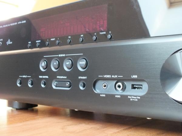 HTR-4605 RX-V473 Front