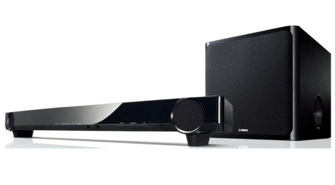 Hardwaretest Yamaha YAS-201 … der Energieriegel für TV und Blu-ray Player