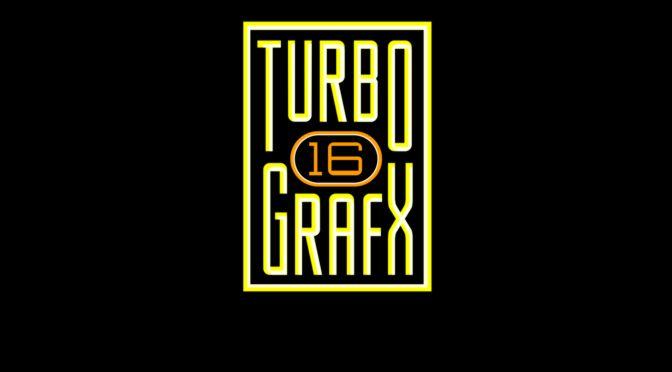 ... eine neue Konsole in der Sammlung - TurboGrafx 16