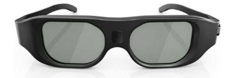 2 Shutter-Brillen PTA507/00 werden mitgeliefert