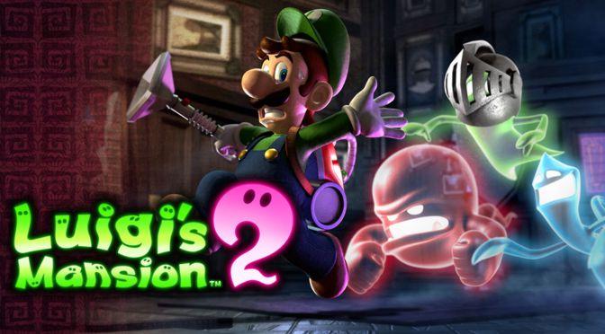 Luigi`s Mansion 2 – eine geistreiche Fortsetzung?