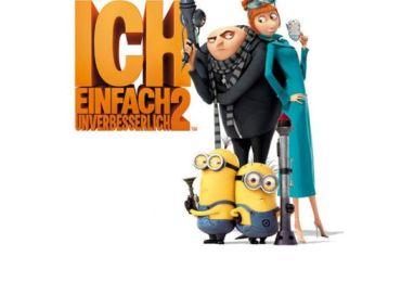 Filmtipp: Ich - Einfach Unverbesserlich 2 - Die Minions in Höchstform