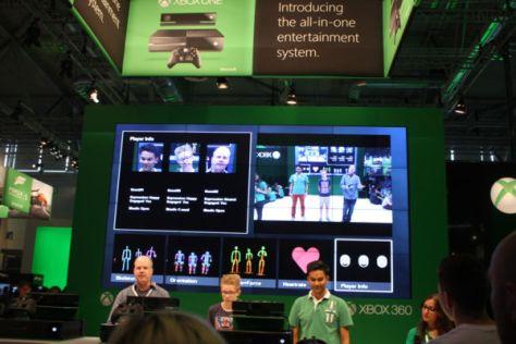 Xbox One Präsentation - Foto: M. Arm