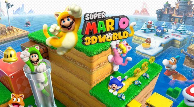 Super Mario 3D World – Ich kann Mario nicht mehr sehen … oder doch?
