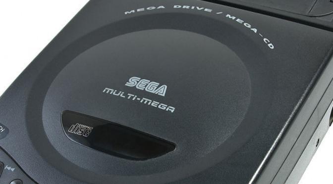 Sega Multi Mega – Luxus pur
