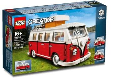 Lego VW Bus T1