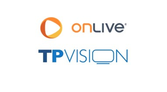 Philips TV powered by Android unterstützen OnLive