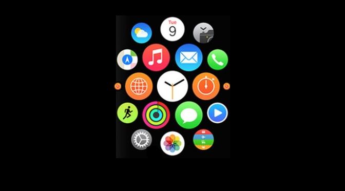 Und es ist … eine Uhr?
